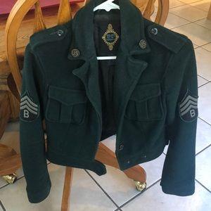 BB Dakota Jacket Cropped